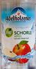 Adelholzener bio Schorle Apfel - Product