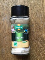 Ingwer - Product