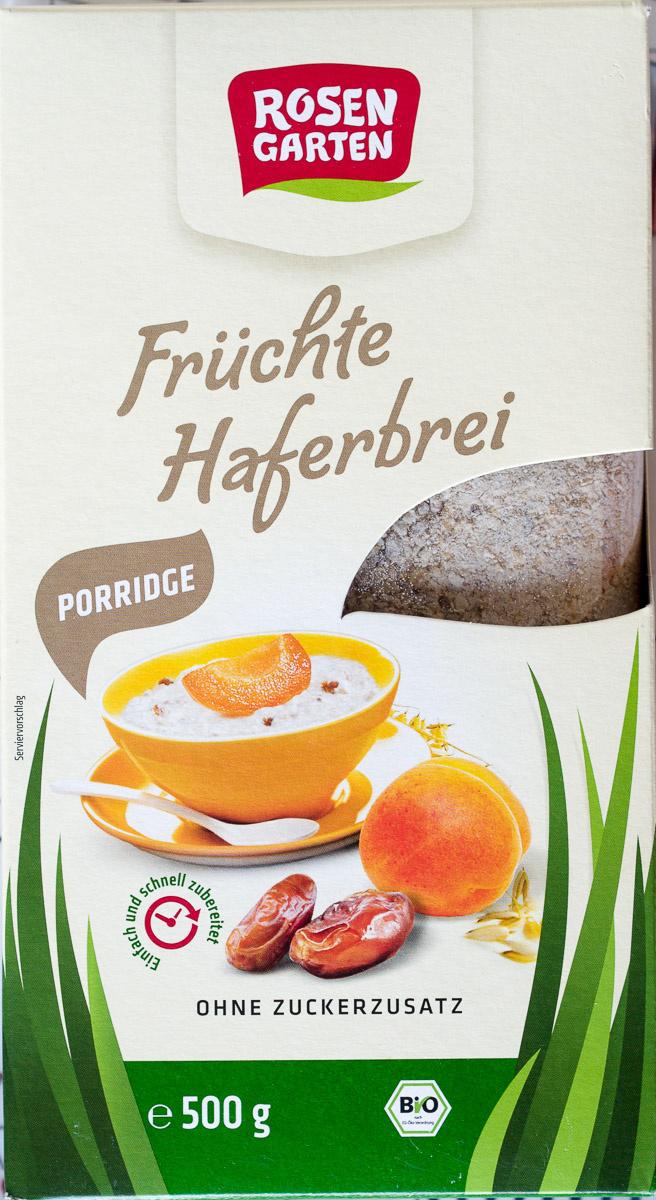 Früchte Haferbrei - Product