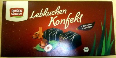 Lebkuchen Konfekt - Produkt