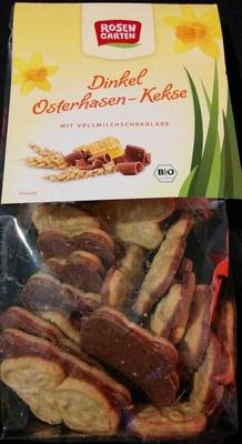 Dinkel Osterhasen-Kekse - Produkt