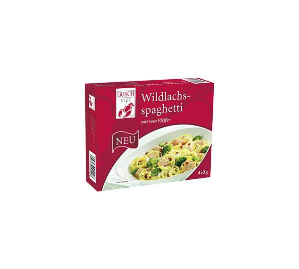 Wildlachs Spaghetti - Product - de