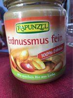 Pâte de cacahuètes Bio - Product - fr