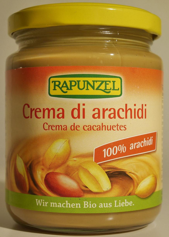 Crema de cacahuete ecológica - Product - en