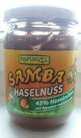 Samba haselnuss - Produit - fr