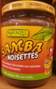 Samba noisettes - Product