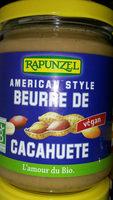 Beurre de cacahuète - Product