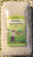 Bio Basmati Reis - Produkt