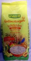 Guten Morgen Frühstücksbrei Früchte - Produkt