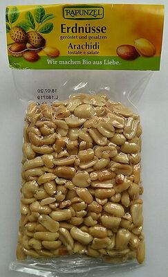 Erdnüsse geröstet und gesalzen - Prodotto - de
