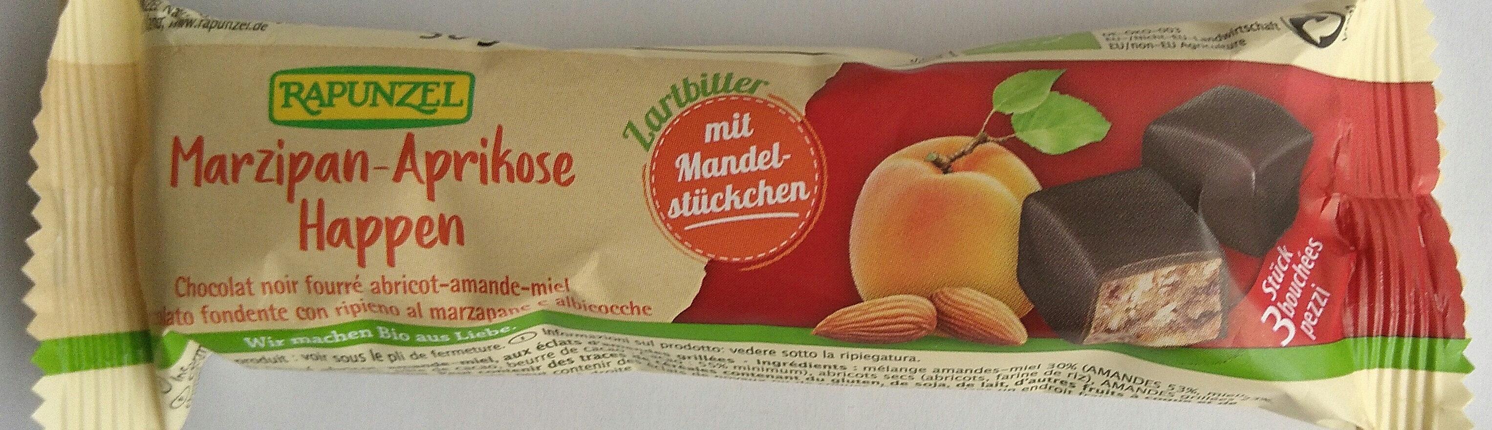 Marzipan-Aprikose Happen - Product