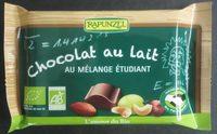 Chocolat au lait au mélange étudiant - Produit