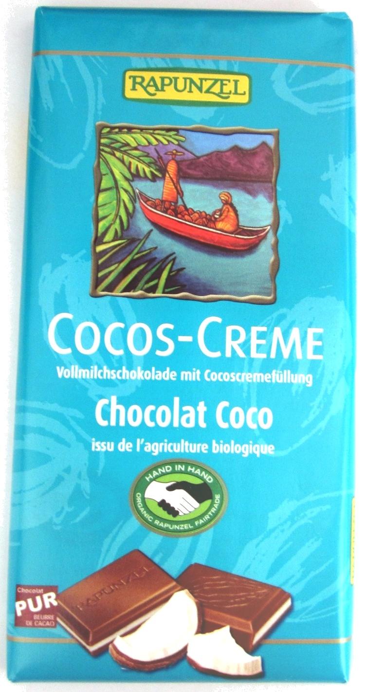 Chocolat coco - Product
