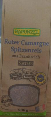 Camargue Red Rice - Produit - de