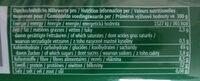 Spaghetti, Vollkorn - Nutrition facts - fr