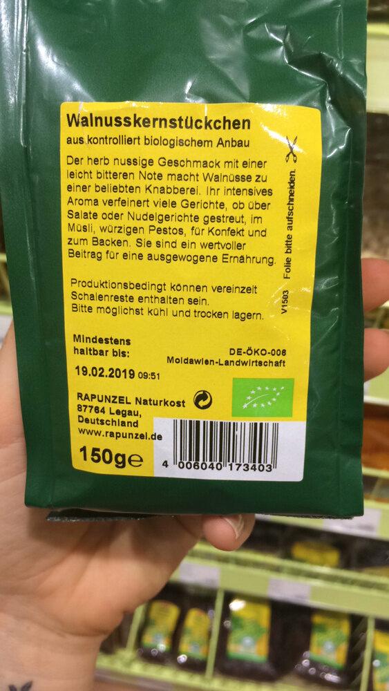 Walnüsse - Product - de