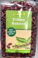Kidney Bohnen - Produit - en