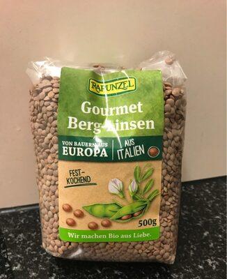 Gourmet Lentils - Product