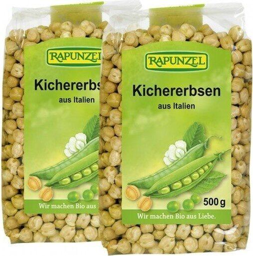 Kichererbsen, 500 GR Packung - Prodotto - de