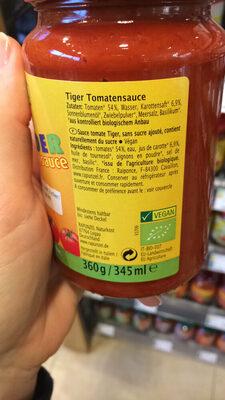 Kinder Tomatensauce - Produit
