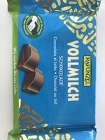 Vollmilch Schokolade - Product - de