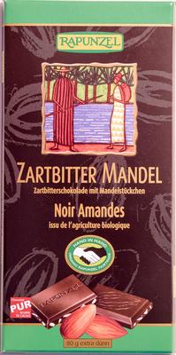 Zartbitter Mandel - Produkt