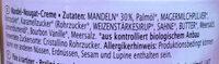 Mandel-Nougat Creme - Inhaltsstoffe - de