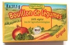 Bouillon de légumes Original Bio (8 tablettes) - Product
