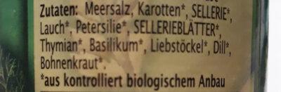 Kräutersalz - Ingredients - de