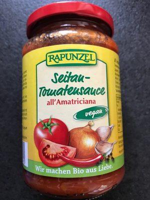Seitan-Tomatensauce - Product