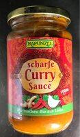 Scharfe Curry Sauce - Prodotto - fr