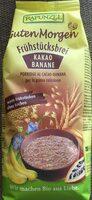 Frühstücksbrei Kakao Banane - Product