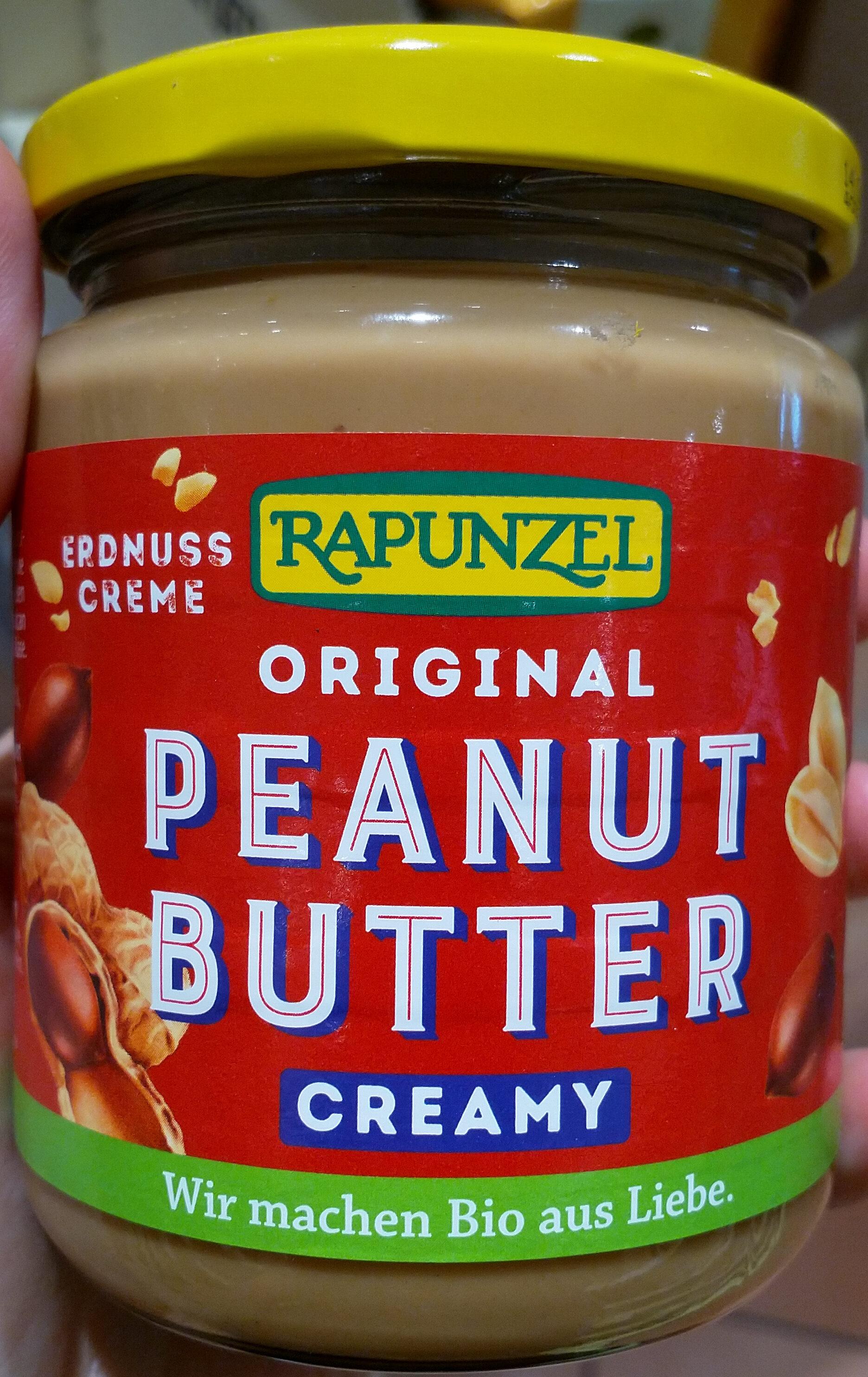 Original Peanutbutter Creamy - Produit - fr