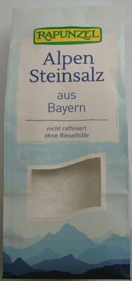 Alpen-Steinsalz - Produit - de