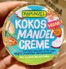 Kokos-mandel creme - Product