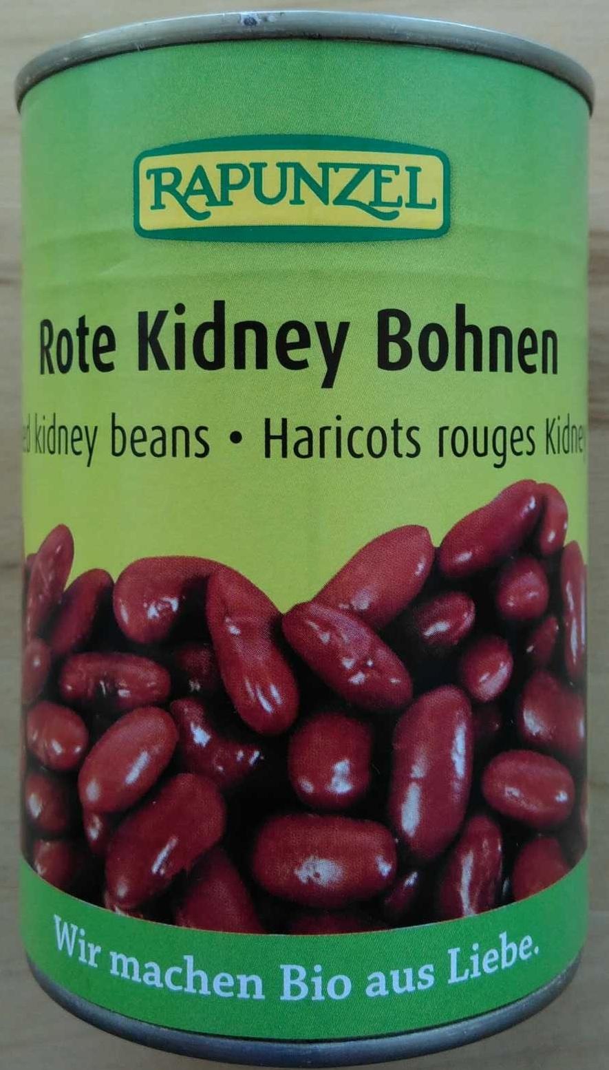 Rote Kidney Bohnen - Produit - de