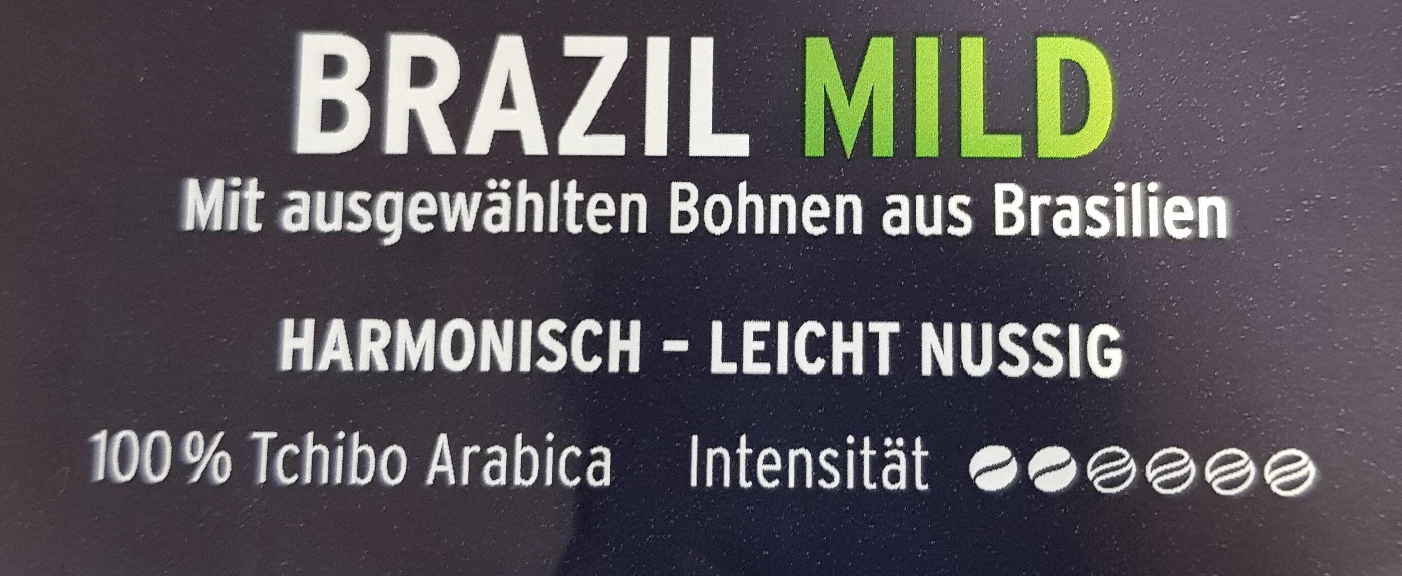 Brazil Mild - Inhaltsstoffe - de