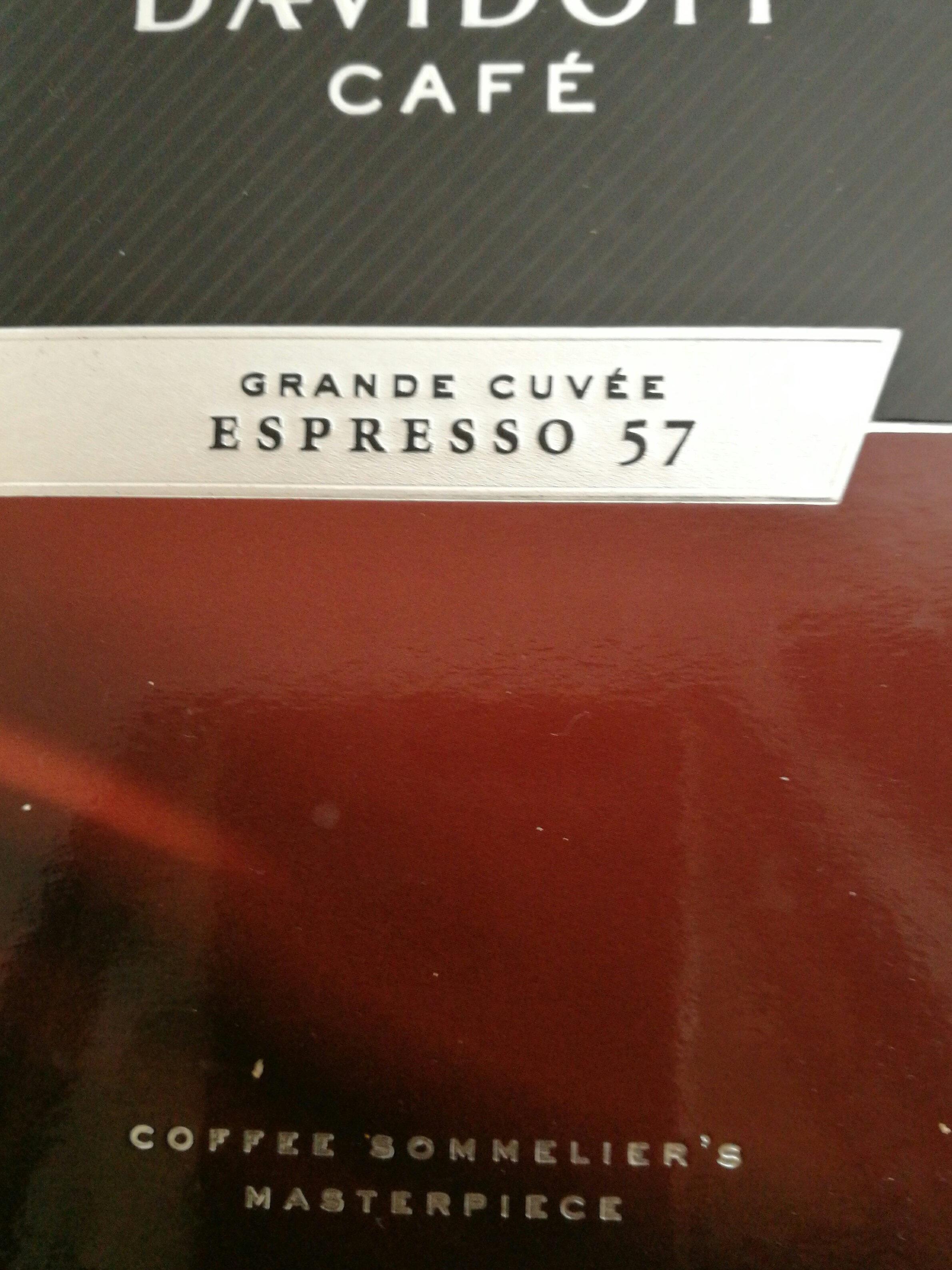 Espresso 57 Intense - Produit - fr