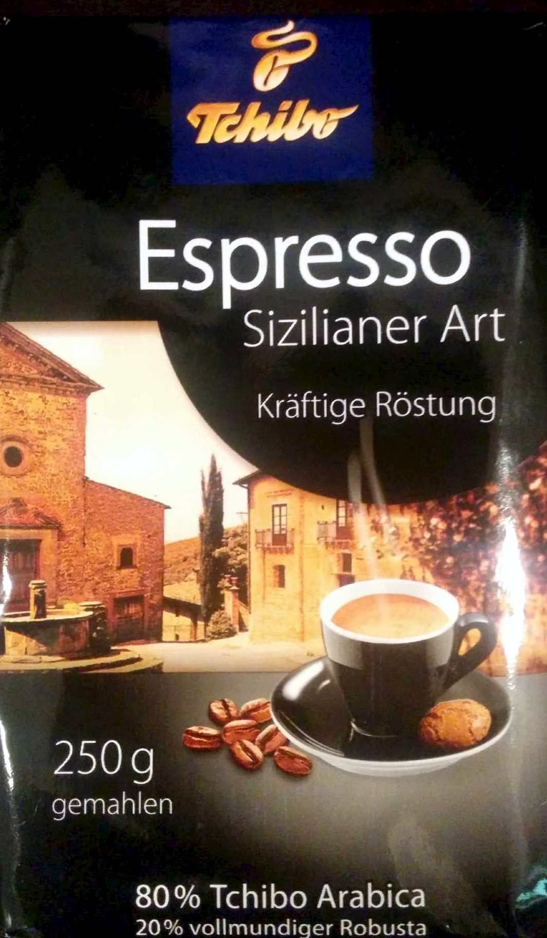Espresso Siziliamer Art - Product - en