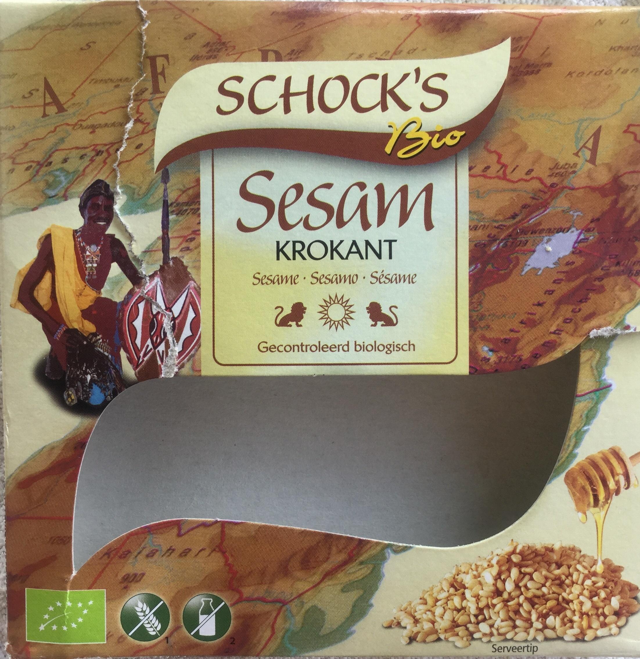 Sesam krokant - Product - nl