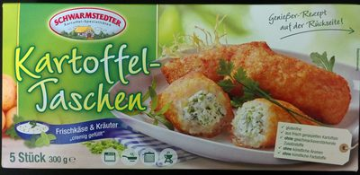 Kartoffel-Taschen - Product