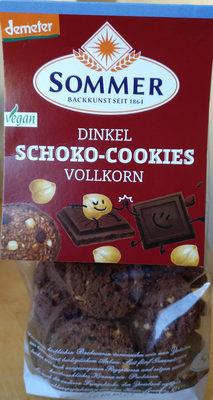 Sommer Schoko Cookies - Produit - fr