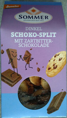 Schoko-Split - Product - de