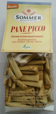Pane Picco Sesam-Schwarzkümmel - Product - de