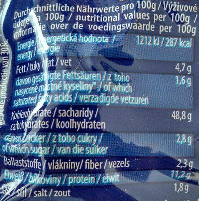Tortelloni, Vier Käse - Nutrition facts - de