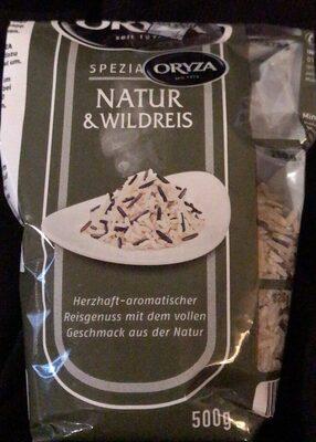 Natur & Wildreis - Produkt - de