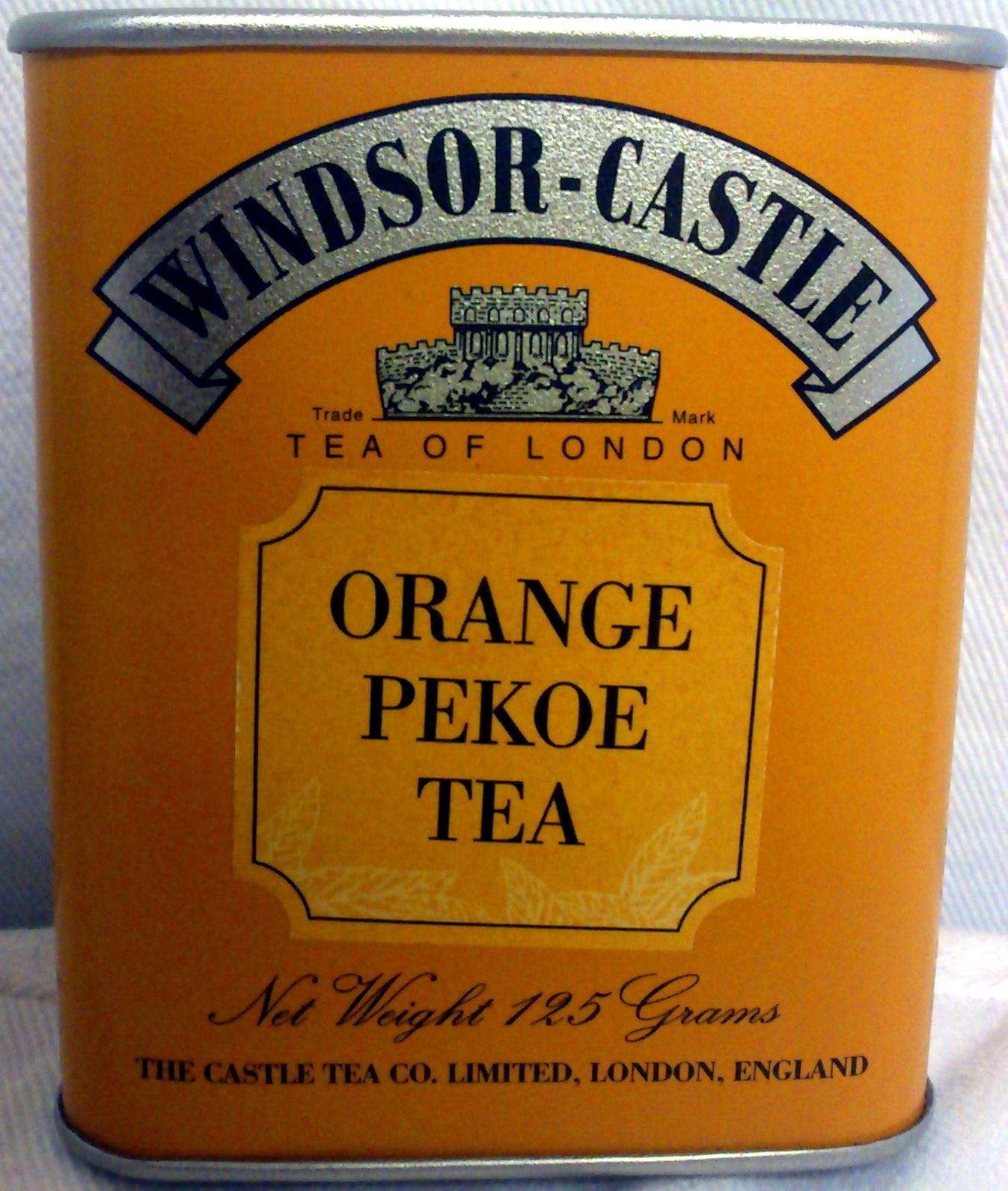 Orange Pekoe Tea - Product