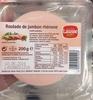 Roulade de jambon rhénane - Produit