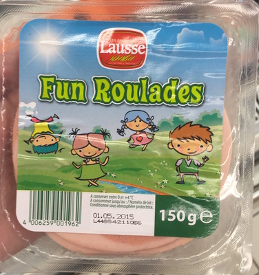 Fun Roulades - Product