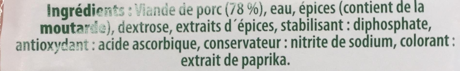 Fun Roulades - Ingrediënten